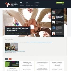 Página web Porfiria